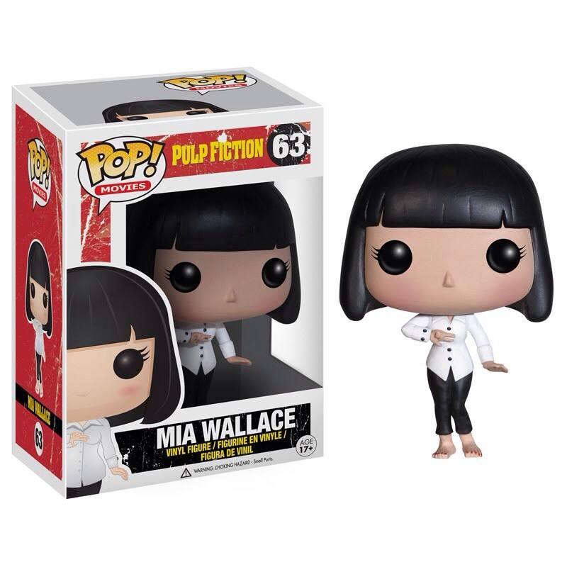 Pulp Fiction Pops Violentos Funko Pop Wave