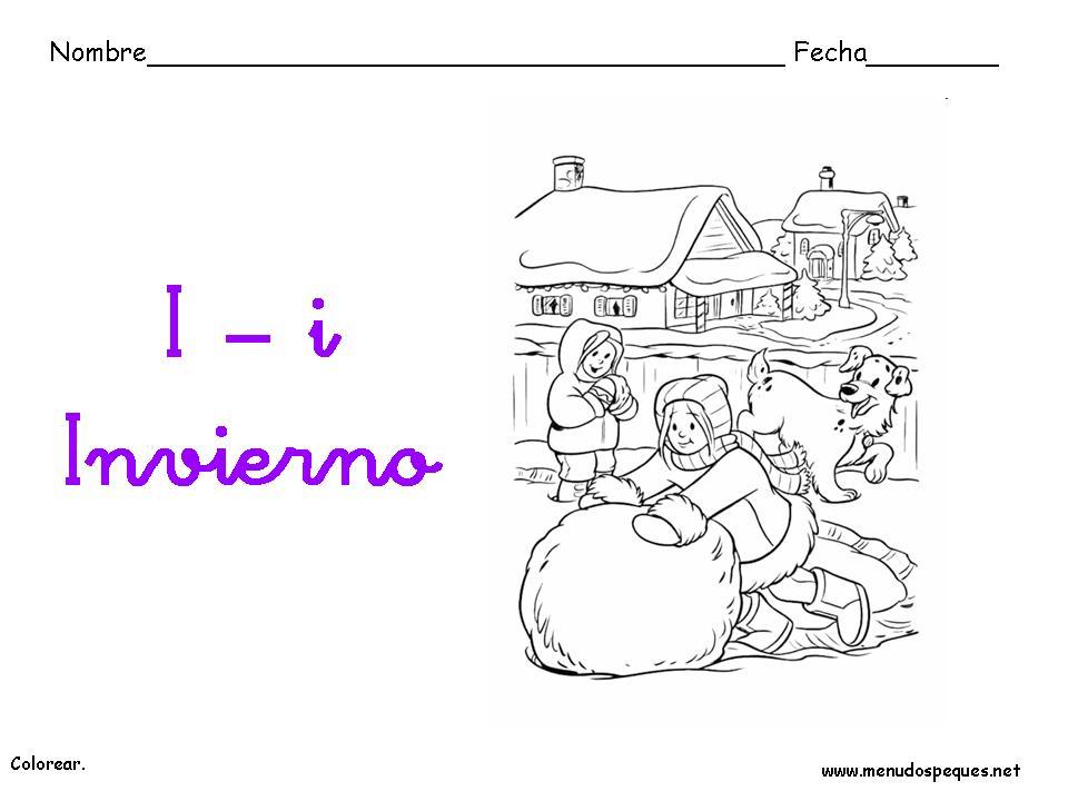 Proyecto invierno para los m s peques educo en casa - Proyecto el invierno ...