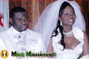 Bang e Lizha Casamento