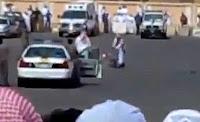 Public execution in KSA