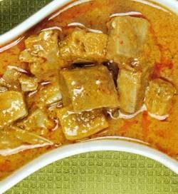 Cara memasak sayur nangka khas padang, resep gulai nangka ala padang, cara membuat sayur nangka khas padang