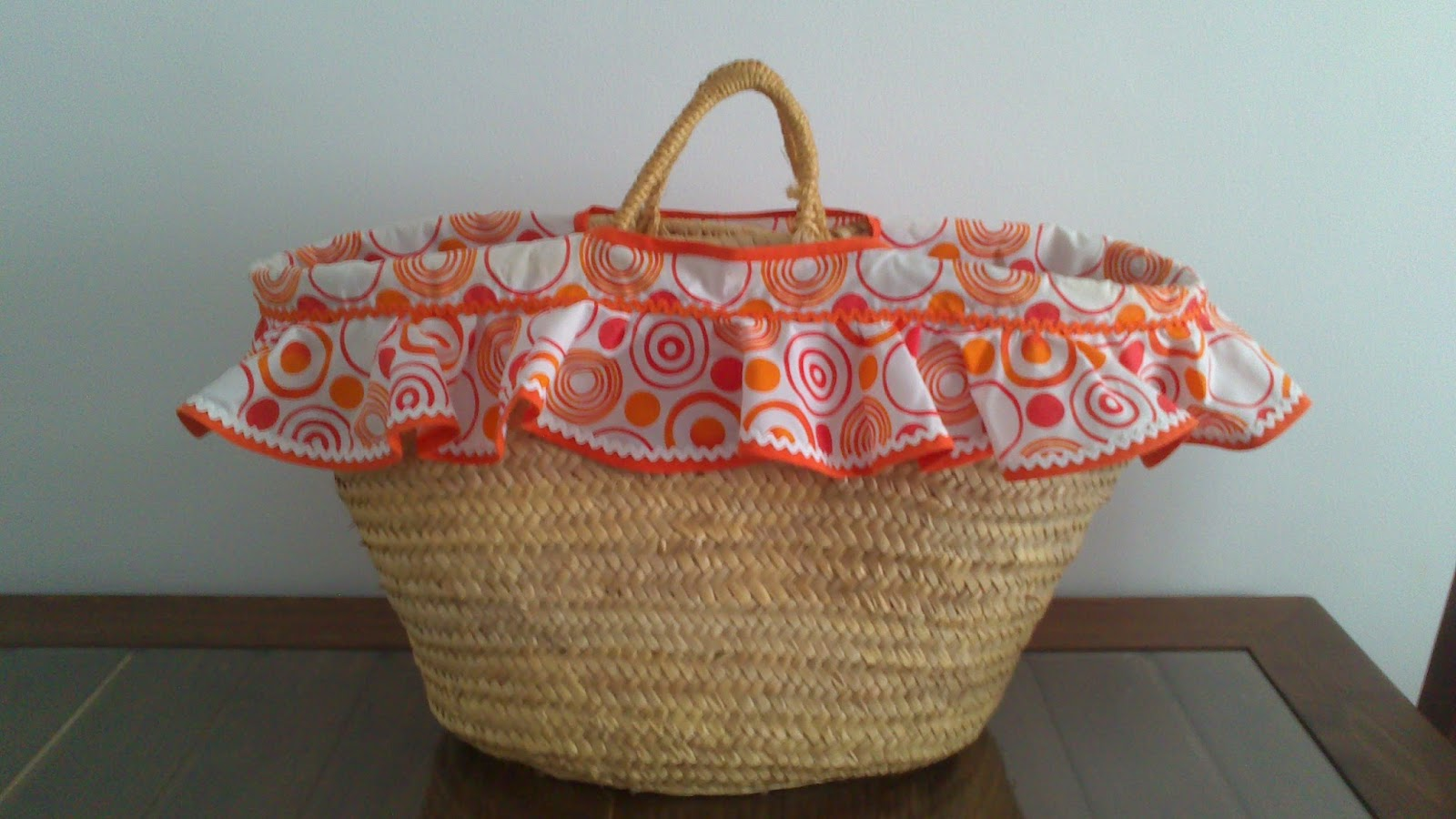 La aguja de mam cestas de playa - Cestas para la playa ...