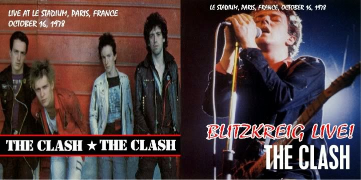 The Clash - Blitzkrieg Live '78