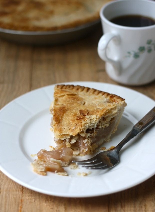 Rustic apple pie recipe by SeasonWithSpice.com