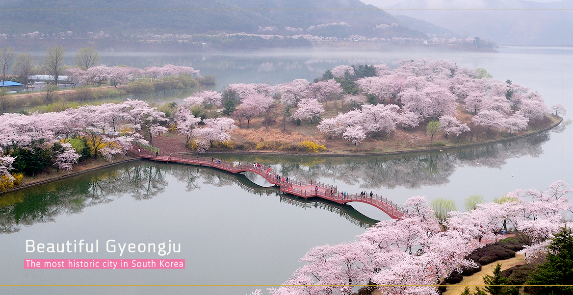 Beautiful Gyeongju