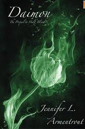 Quick Book Review: Daimon by Jennifer L. Armentrout!