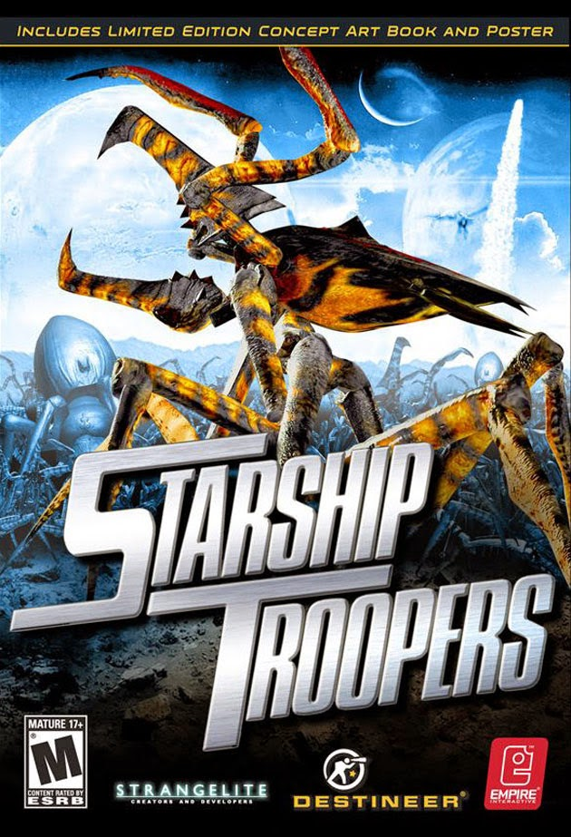 Starship troopers full movie free