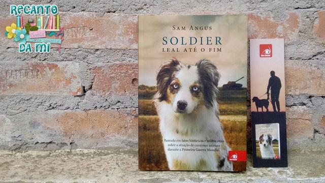 Soldier Sam Angus Editora Novo Conceito