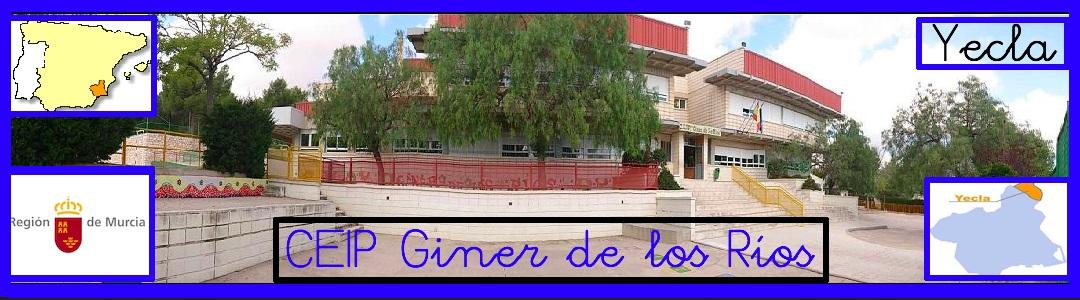 Blog C.E.I.P. Giner de los Ríos