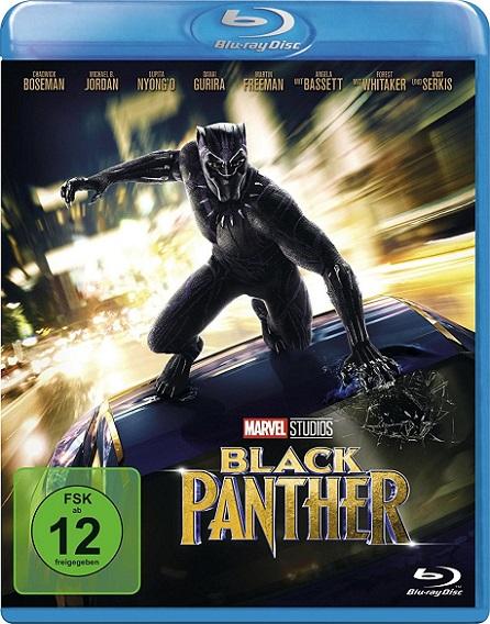 Black Panther (Pantera Negra) (2018) 1080p BluRay REMUX 29GB mkv Dual Audio DTS-HD 7.1 ch