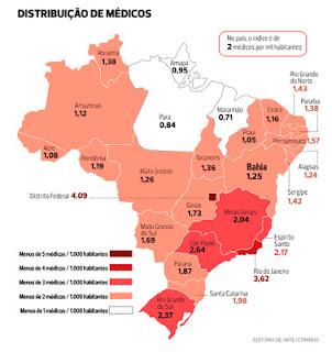 Quem são os médicos cubanos que chegam ao Brasil ?