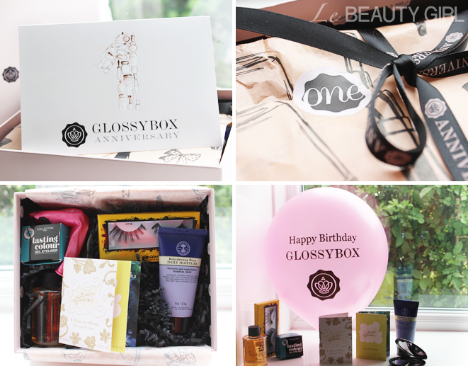 May Glossybox: The Anniversary Box