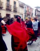 Las naveras celebran Santa Águeda