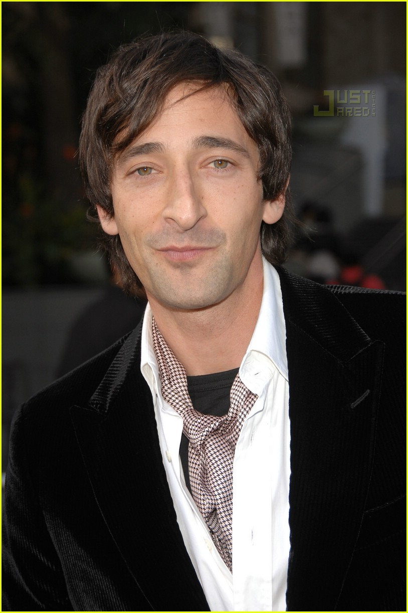 Adrien Brody HairStyle... Adrien Brody