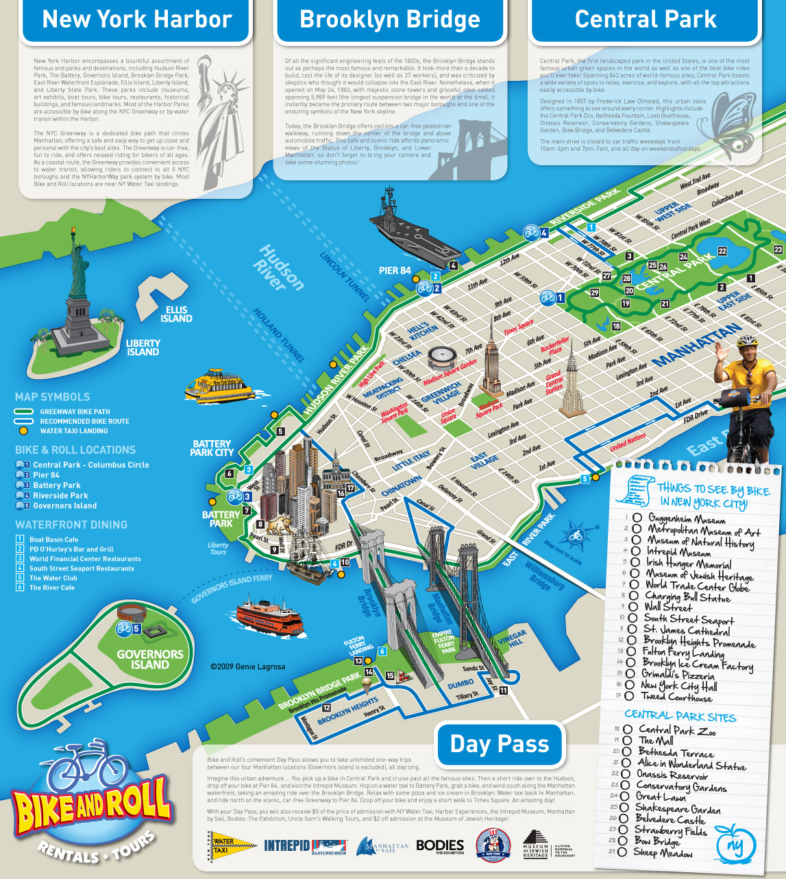 It's just a picture of Selective Nyc Tourist Map Printable