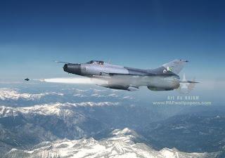 F 7 fighter Jet