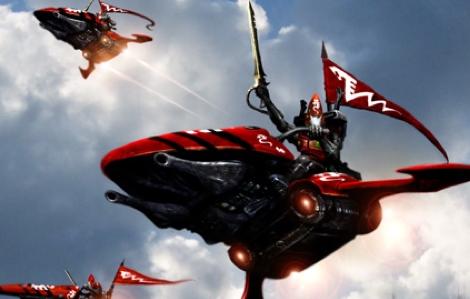 This Week's Releases: Windrider Battlehost