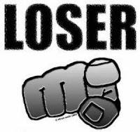 loser, loser cartoon, you are looser