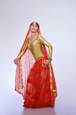 Xem Hoài Linh làm công chúa Ấn Độ ấn tượng