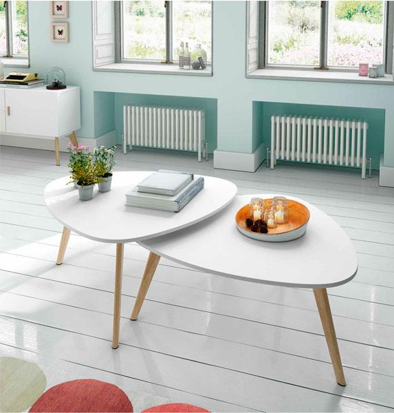 mesa de centro 90×45