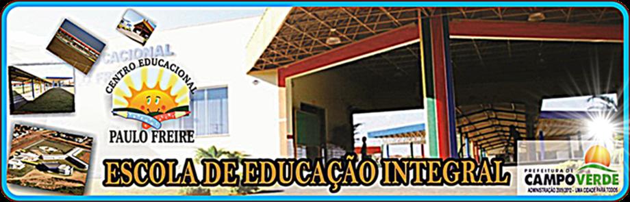 Centro Educacional Paulo Freire