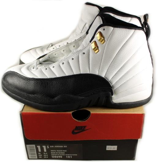 nouvelles chaussures nike mens - Nike Air Jordan 12 Taxi Og