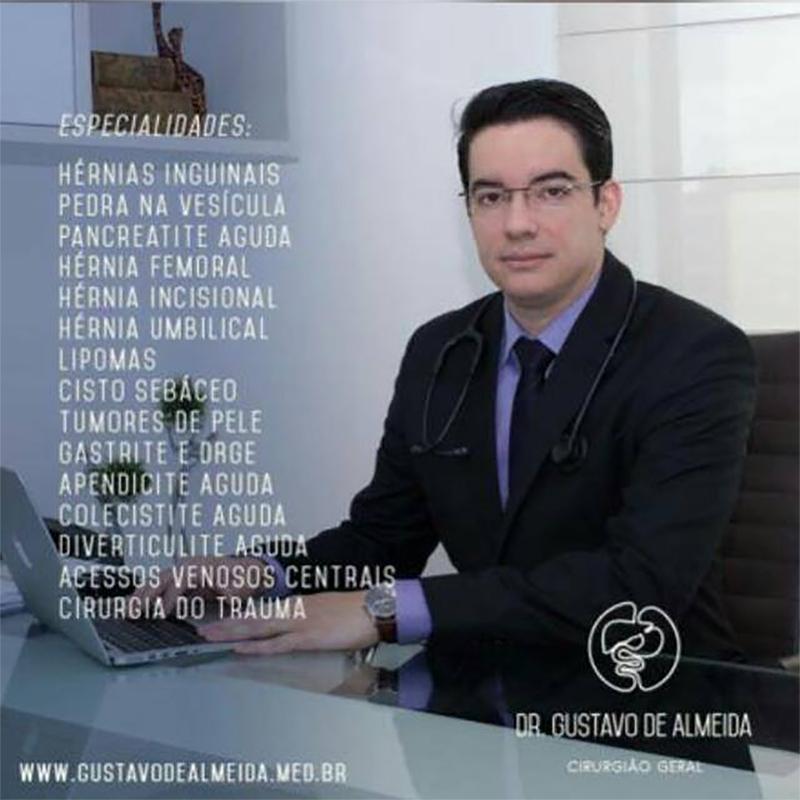 DR. GUSTAVO ALMEIDA