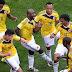 Colômbia bate a Costa do Marfim por 2 a 1