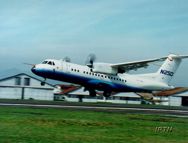 Pesawat N-250 Karya IPTN / PT DI
