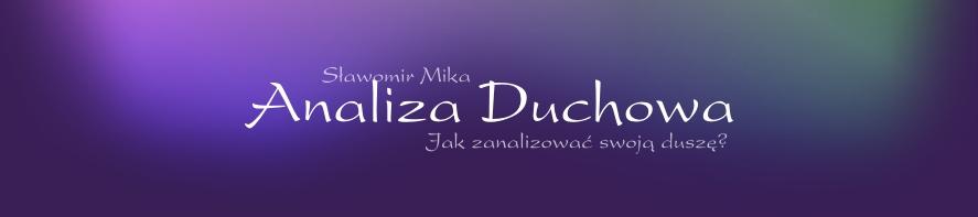Analiza Duchowa