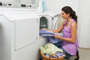 Dùng nước xả vải đúng cách cho máy giặt như thế nào?