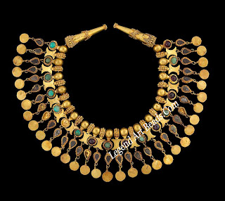 Ancient Jewelry Necklace