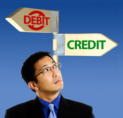about debit and credit