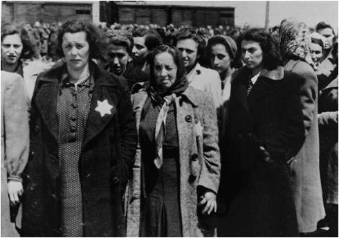 Women during the Holocaust - United States Holocaust ...