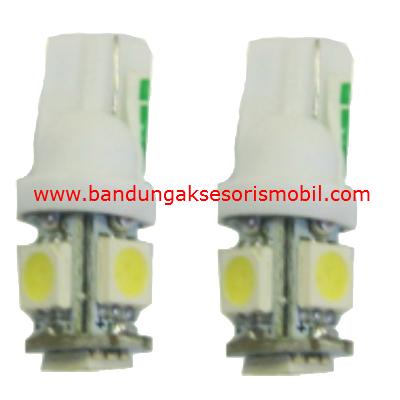 Bohlam untuk Sen Tancap 5 LED Putih