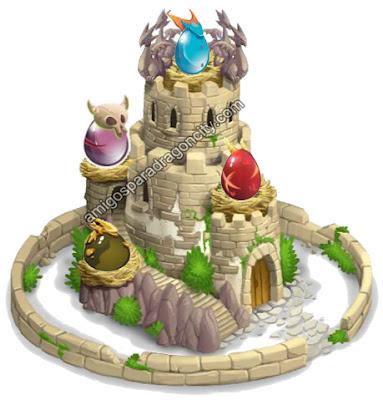 imagen de los huevos de dragones especiales de dragon city