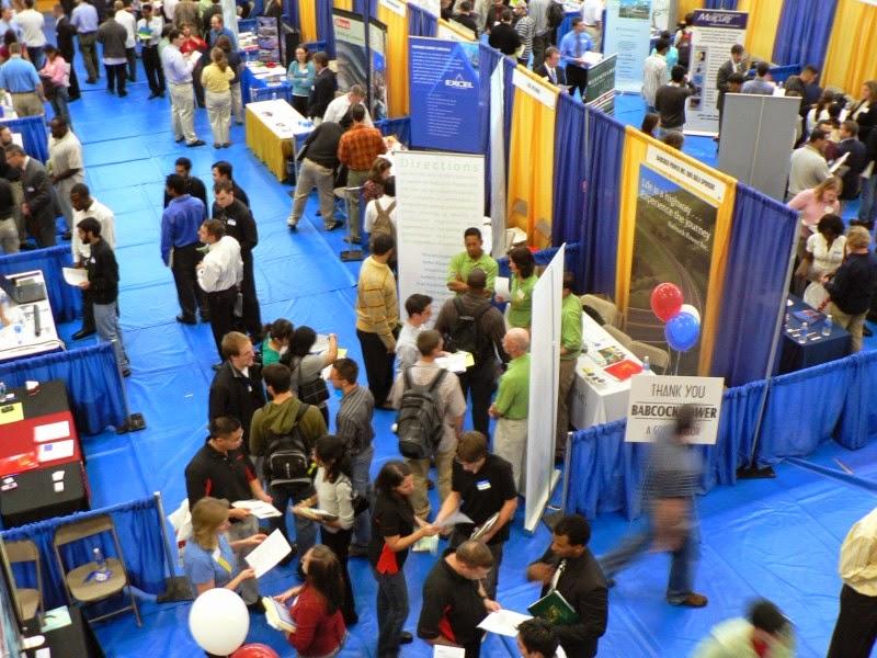 Job Market Fair di GOR Sidoarjo Bursa Kerja November - Desember