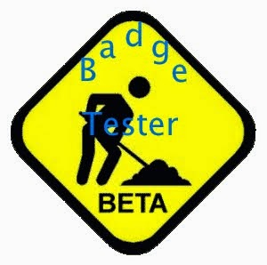 Tester Badge