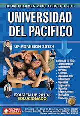 Examen U. Pacifico 2013