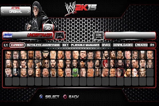 Free Download Games WWE 2K15 Full Version