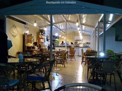 Café Terrasse: Ambiente