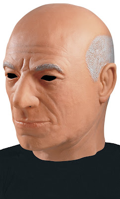 Star Trek Picard Mask
