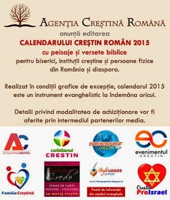 NOU! Calendar 2015 - Promo Sponsorizat
