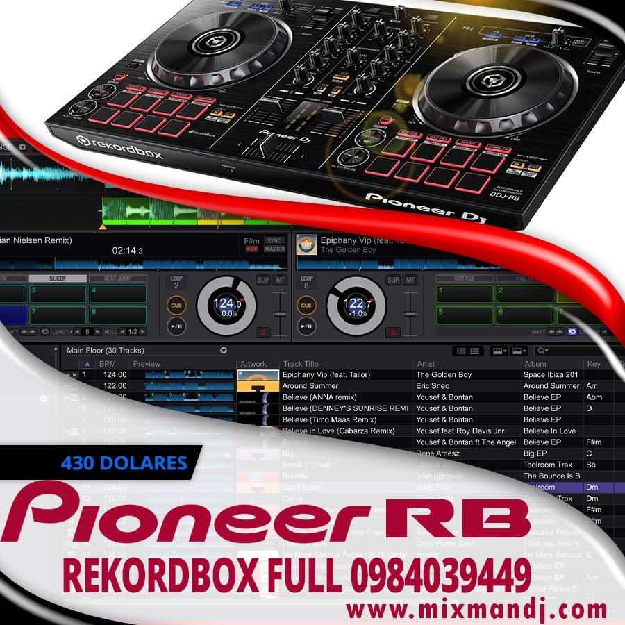 PIONEER RB