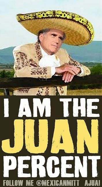 I am Juan percent