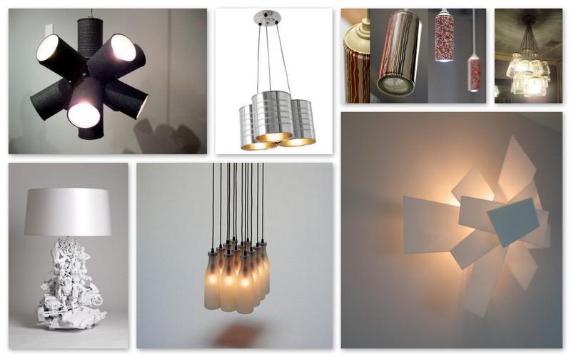 Vores Mini Diy Lampe Diy Lamp