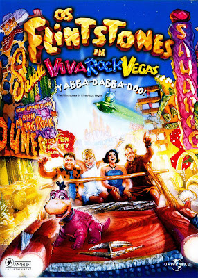 Os Flintstones em Viva Rock Vegas (Dublado)