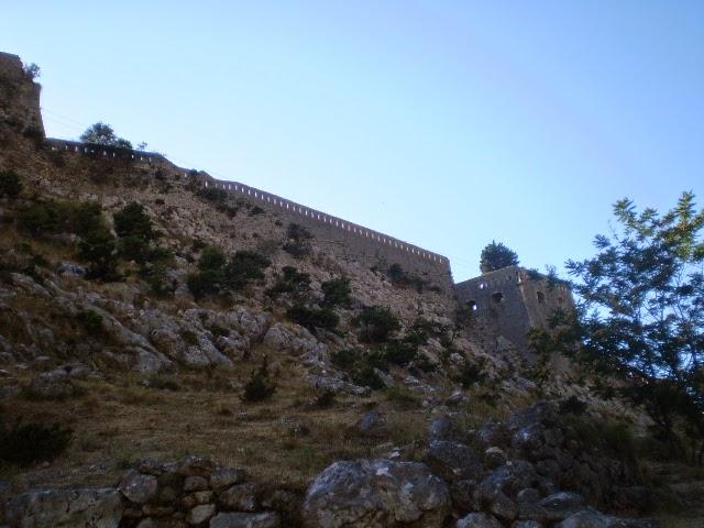 Стены-Которской-Крепости