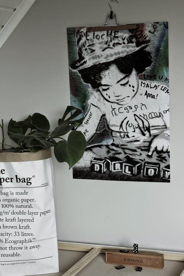 tavla, tavlor, fotografi, fotografier, photoart, fotokonst, barntavla, barntavlor, till barnrum, barnrummet, le sac en papier,