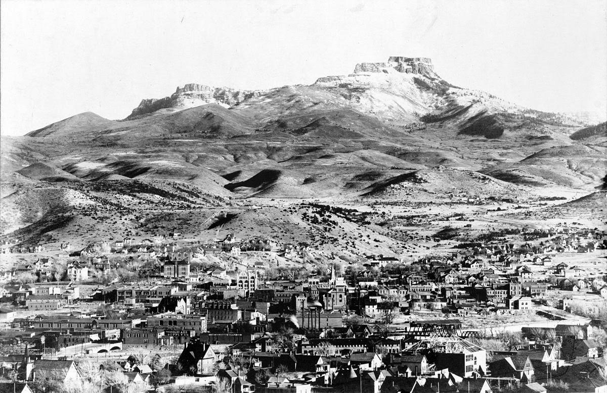 Trinidad Colorado in 1907